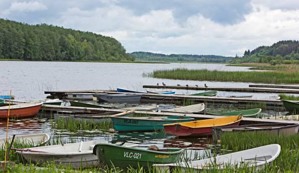 Viljandi järv. Foto: Aivar Kullamaa.