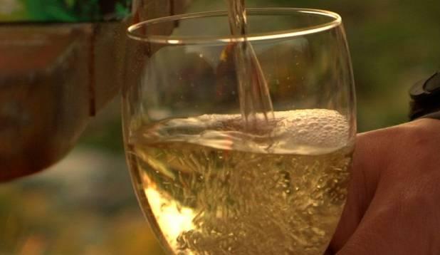 Valge vein - üks roa aluskomponentidest. Foto: Margus Talvik.