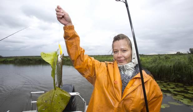 KOOS GARNEERINGUGA. Vetevana saatis Helena landi otsa täiusliku natüürmordi. Foto: Aivar Kullamaa.