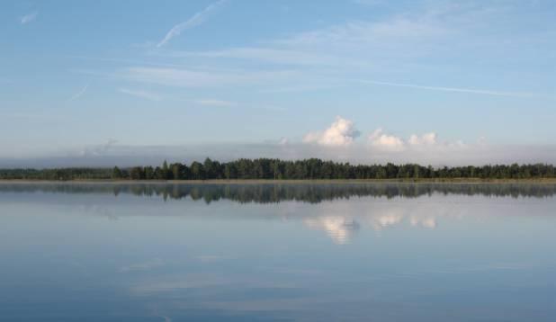 VESKIJÄRV. Veskijärv (ka Nõva Veskijärv või Tamre (Tamra) järv) on pruuniveeline järv Läänemaal Nõva vallas Nõmmemaa ja Vaisi külas. Foto: Anu Palm.