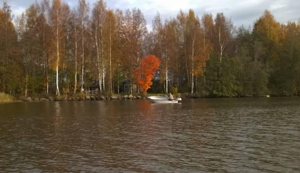 Lääne Soomes, 04. oktoober 2014