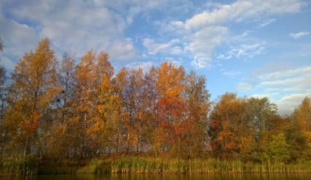 Lääne Soomes, 05. oktoober 2014