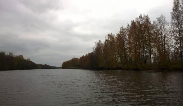 Lääne Soomes, 06. oktoober 2014