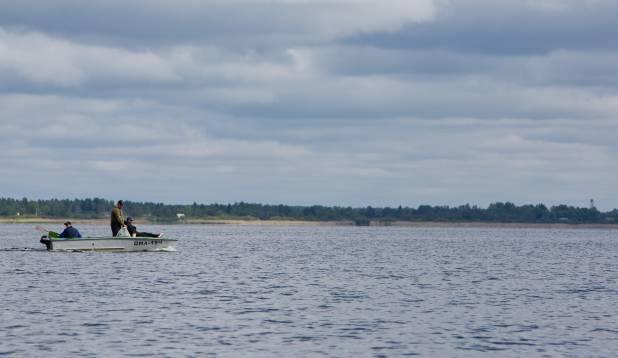 Vaade Peipsile Mustvee juurest. Foto: Aivar Kullamaa.