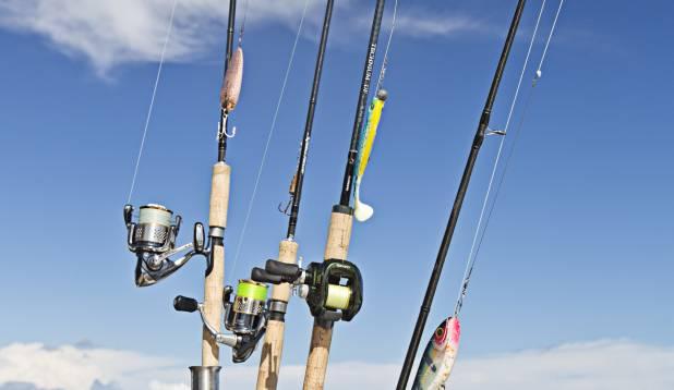 """Rebaseonu: """"Kui töötegemine hakkab kalapüüki segama? Siis tuleb tööd vähem teha!"""" Foto: Aivar Kullamaa."""