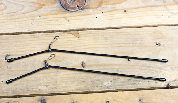 Lipsuõlga libiseva rakenduse jaoks võib kasutada vastavalt vajadusele. Foto: Aivar Kullamaa.