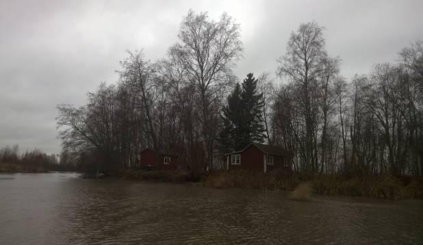 Lääne Soomes uusi rekordeid püstitamas, 24. november 2014