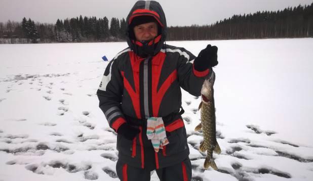 Jõulutuur 2014 - Lõuna Eestis jääd otsimas