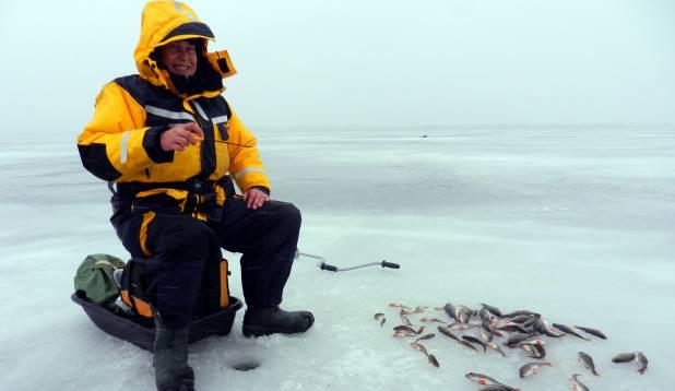 Ei ole olemas halba ilma , on olemas kalastuspäevad , mille toimumispäevi ei saa valida