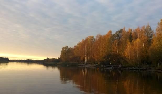 Sügisene reis Lääne Soome - alati ei täitu kõik ootused