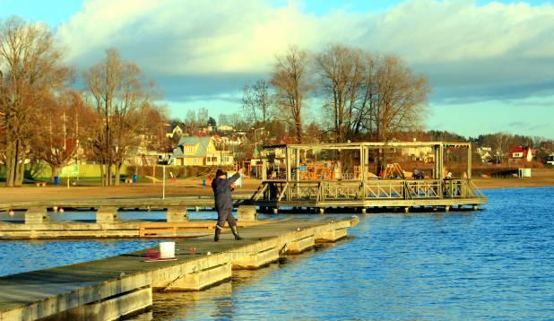 II Jõulupüha seiklused Viljandi järve ääres 2015