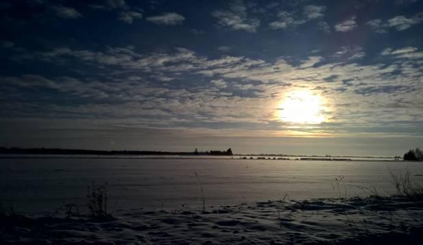 Talverõõmud Kasari ja Pärnu jõel
