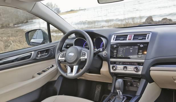 Subaru Outback: mugavalt kalale