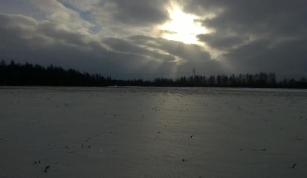 Lääne Soomes talvehooaega pikendamas