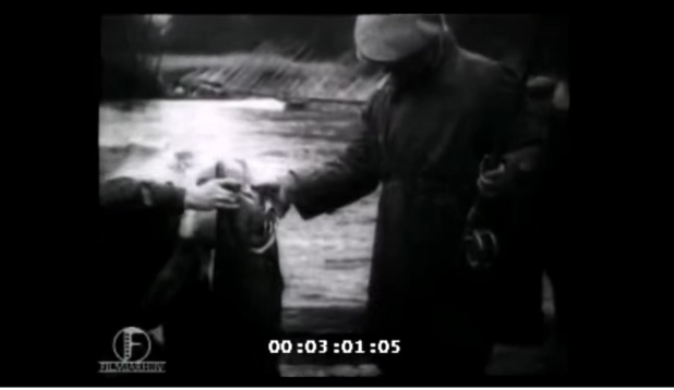 VIDEO: Vaata lõhepüüki Keila-Joal 1935. aastal