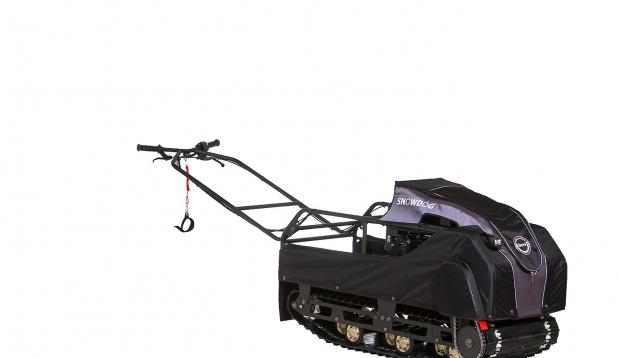 Liikumisvahendid jääl: motokoer I