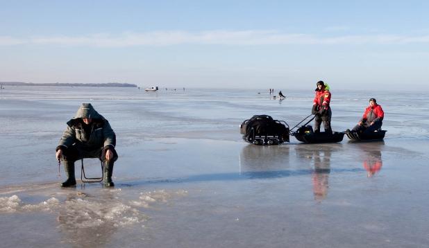 Liikumisvahendid jääl: motokoer II
