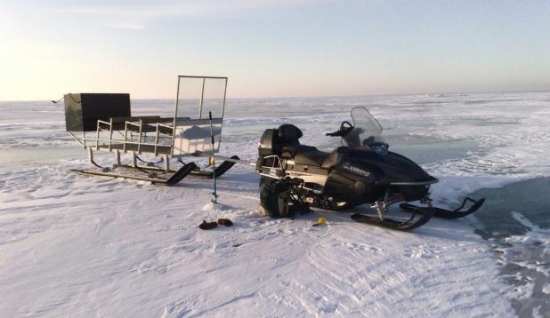 Liikumisvahendid jääl: mootorsaan vs ATV