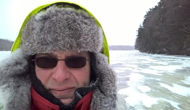 Raini blogi: Külm, külm, külm - Pärnu jõel, 07. jaanuar 2017