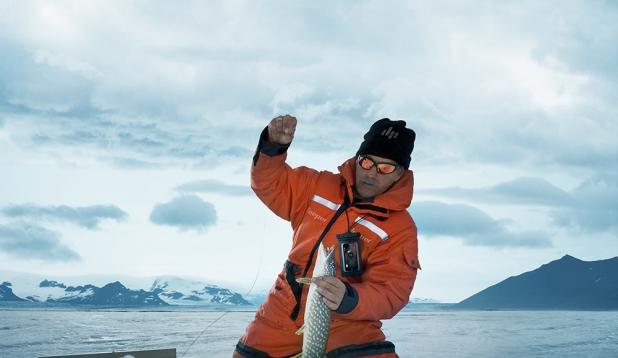 Püüa jääl rohkem kala!