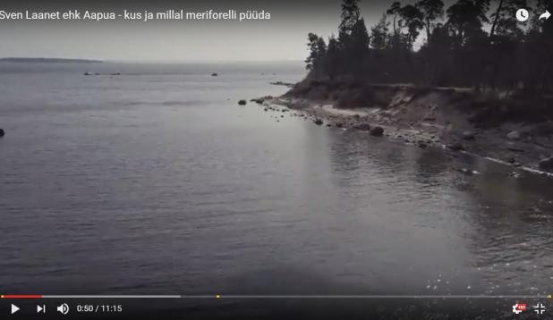 VIDEO: Aapua landid. Osa III - kus ja kuidas meriforelli püüda