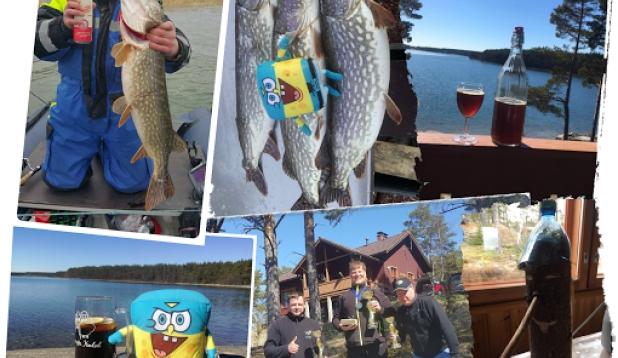 Oina blogi: havipüük Soomes