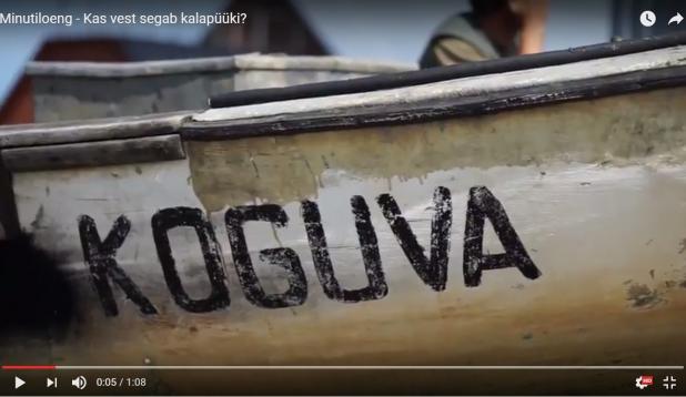 VIDEO: Kas päästevest segab kalapüüki?