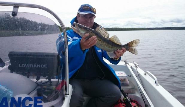 Treening ja võistlus Aheru järvel