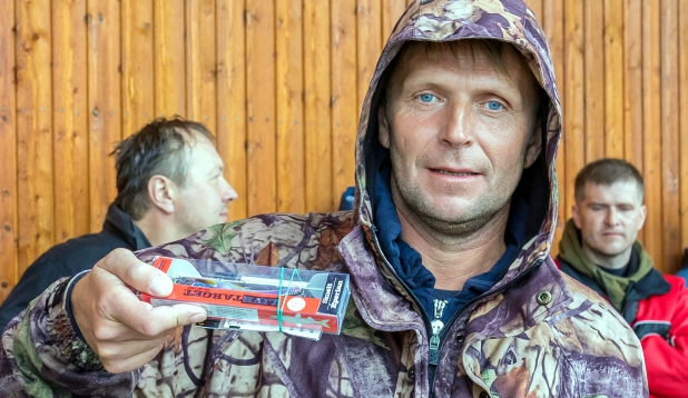 Eesti Suurim Ahven -Vobla Ahvena Karikas 2018