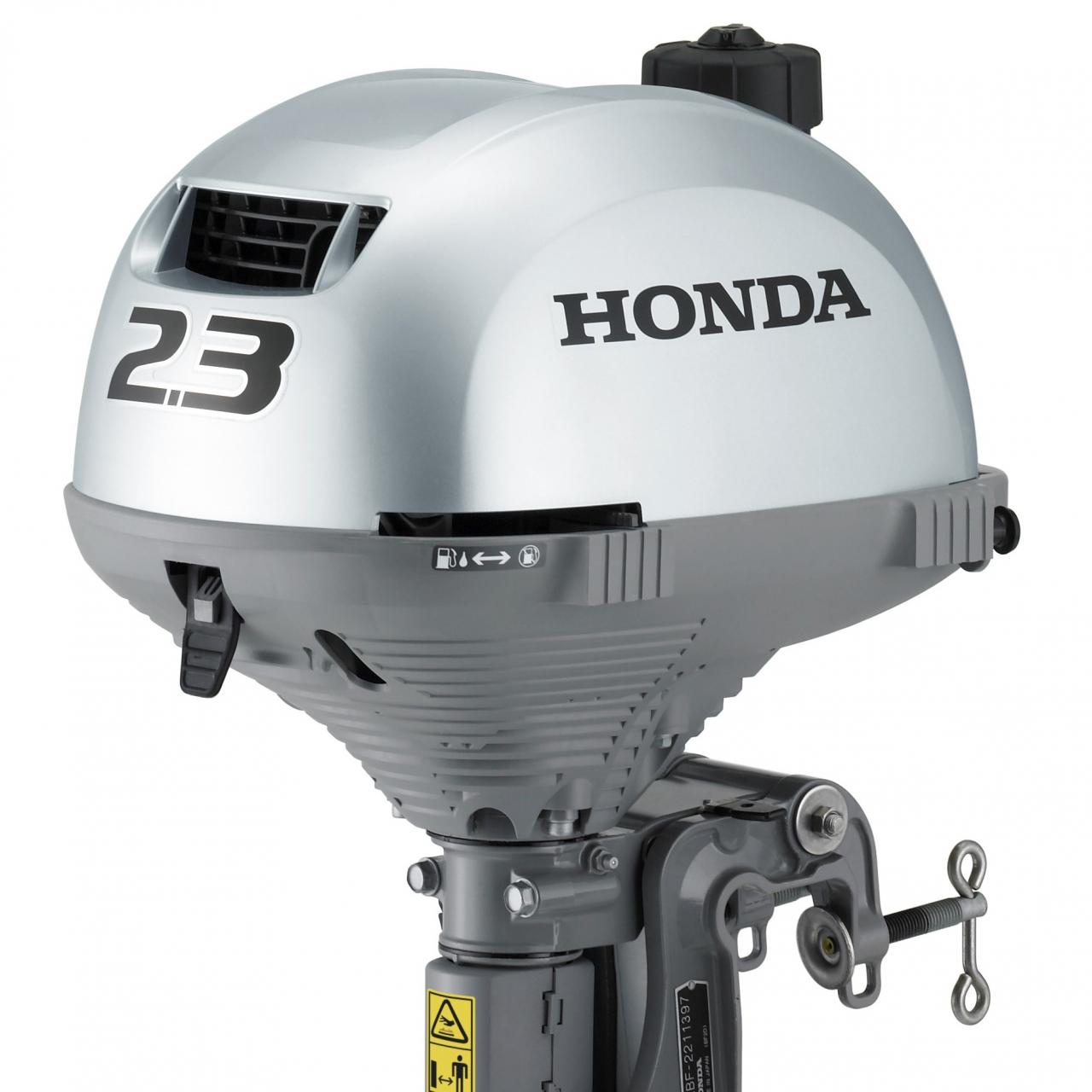 1c6183f1b0e Rendin välja: 2.3hj Honda päramootor