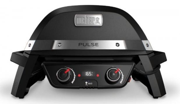 42e726106a9 M: Uus top klaasi elektri grill Weber Pulse 2000
