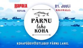 Pärnu Lahe Koha 2018