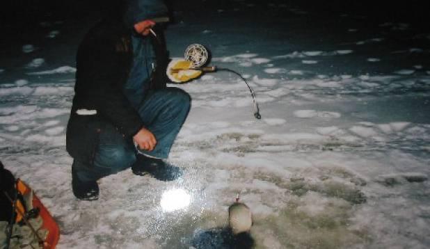 Pärnust talvel