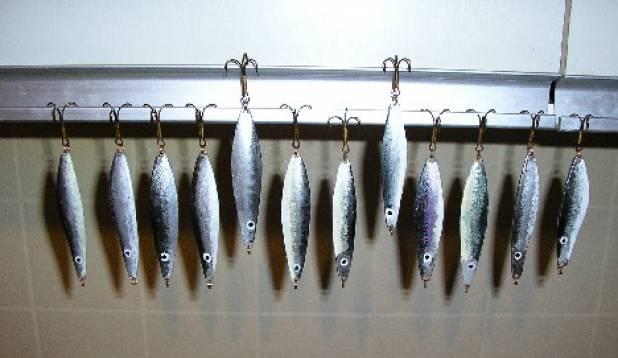 üks nendest tõigi kala ...