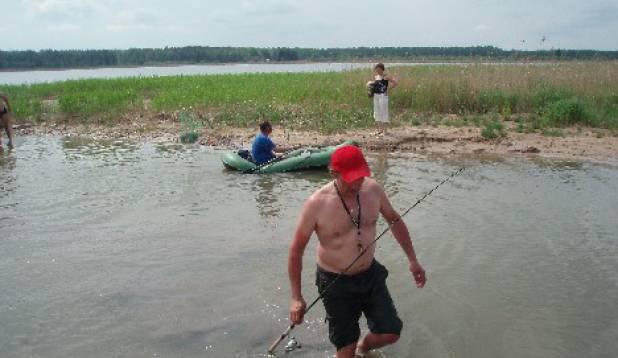 Tõsine kalamees Tamulast;)