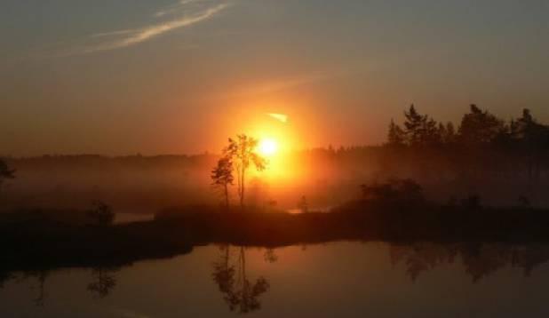 üks ilus hommik