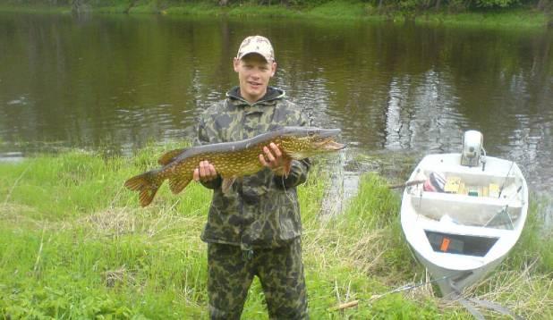6kg-Pärnumaalt jõest.