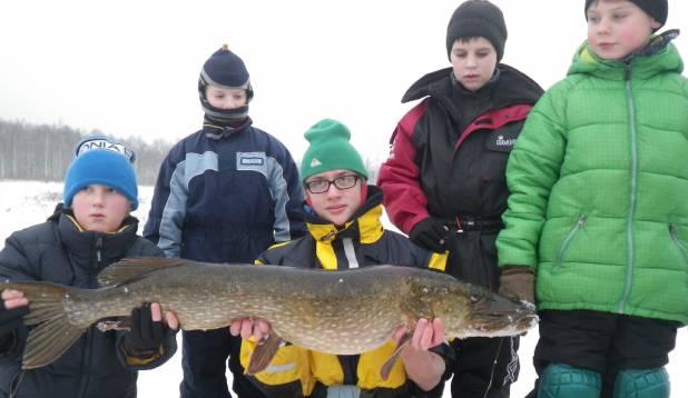 Kalastusringi Kaisma päev...