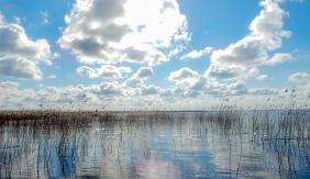 Hommikune pooltund järve ääres ja Võrtsu avang 2017