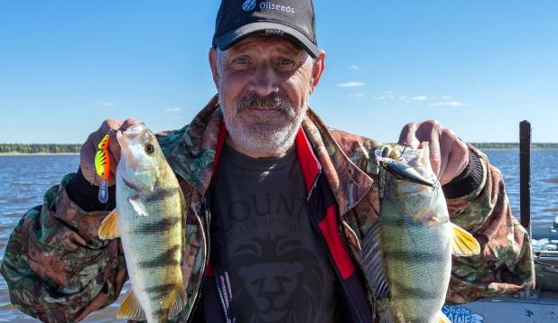 Kalapüük Võrtsjärvel