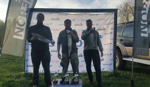 Salmo Meriforell 2018 võitjad