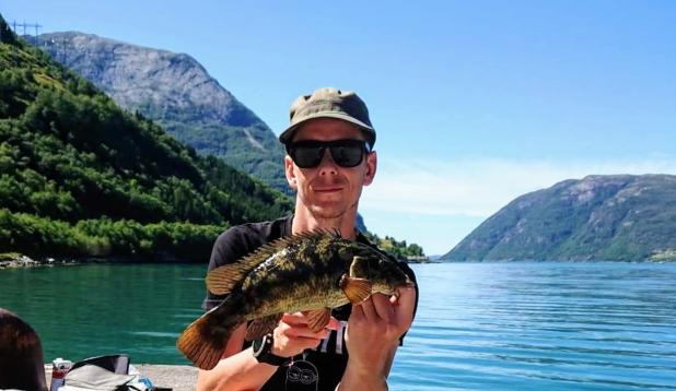Ahvenaline norra fjordist