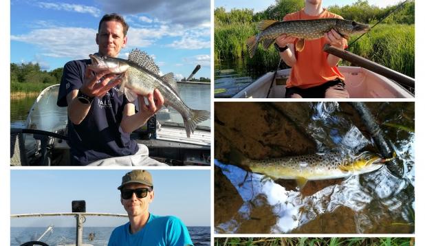 2018. aasta suvise kalapüügihooaja kokkuvõte