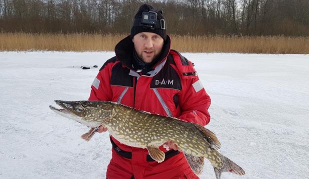 Haug 6,46kg.Viljandi järv