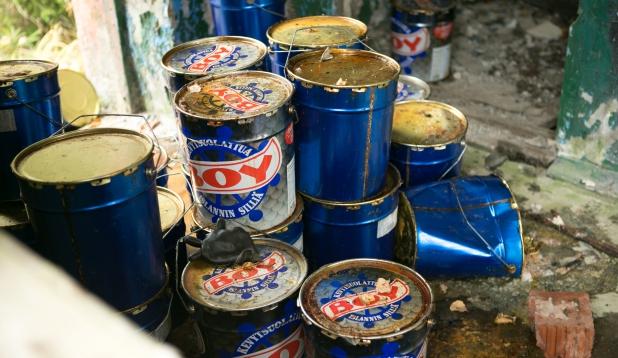 Enim ettekirjutusi on tehtud seoses jäätmetega. Foto: Aldo Luud, ÕL