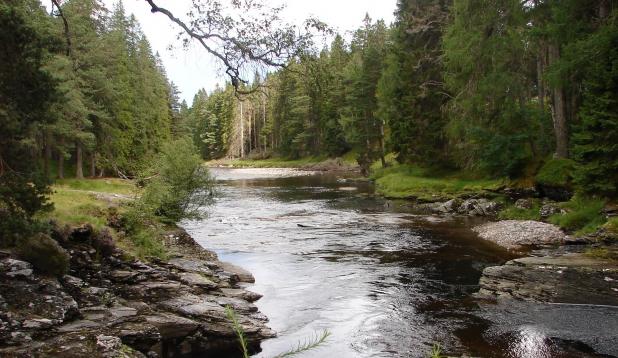 Dee jõgi Šotimaal. Foto: Pixabay