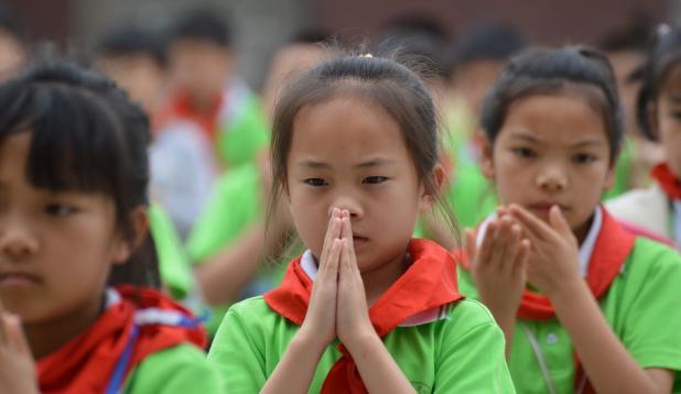Hiina pioneerid, foto on illustreeriv. Foto: Pixabay